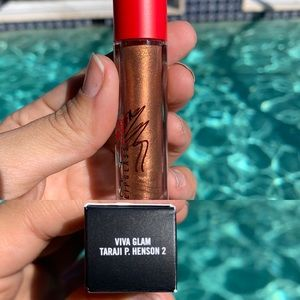 Limited edition MAC vibe glam taraji